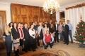 """Sărbătorirea """"Hramului"""" diasporei moldoveneşti la Baku"""