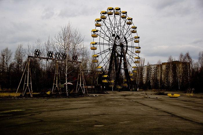 Чернобыль - лучшие фото
